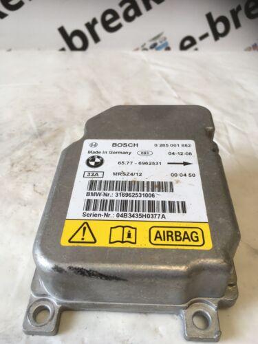 Airbag ECU Module 6962531 D/'UNE MINI COOPER R50 2005 1.6 essence