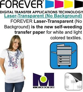 laser iron on transfer paper