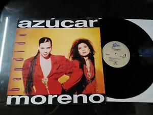 AZUCAR-MORENO-BANDIDO-1990-SPAIN-EDIT-G-G-MAXI-LP-12-034-VINILO-VINYL
