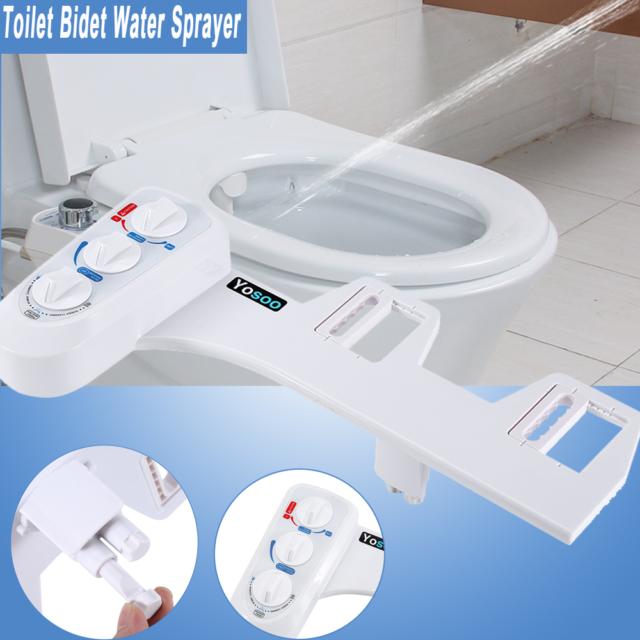 Awe Inspiring Warm Fresh Water Spray Non Electric Mechanical Bidet Toilet Seat Attachment Bralicious Painted Fabric Chair Ideas Braliciousco