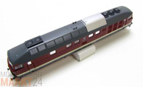 Chassis di ricambio 132 201-5 ad esempio per ROCO DR Diesel BR 132 Ludmilla h0 1:87 NUOVO
