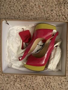 Christian Louboutin Red Bottoms size 40