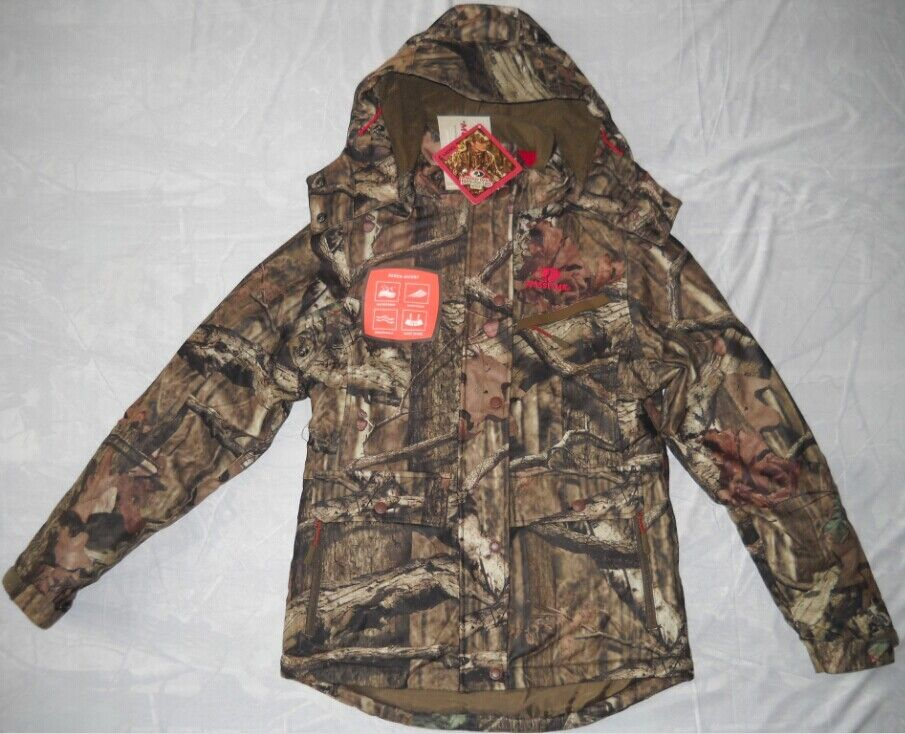 Frauen Winter Real Tree Camouflage Jacket Jagd winddicht wasserdichte Oberbekleidung