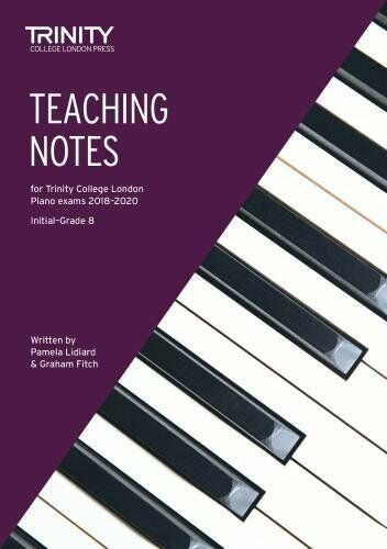 Trinity College Piano Pieces & Exercises 2018-20 Teaching Notes (NEW)
