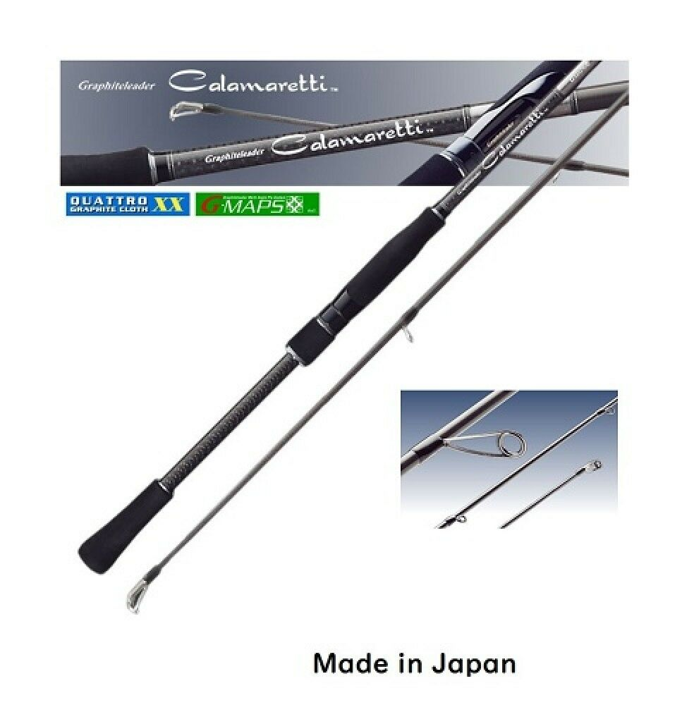 OLYMPIC Graphiteleader Calamaretti GCRS-862MH Made in Japan Fishing Pole Canne