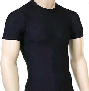 McDavid 883T Premium Short Sleeve Body Shirt / 2XL / Black