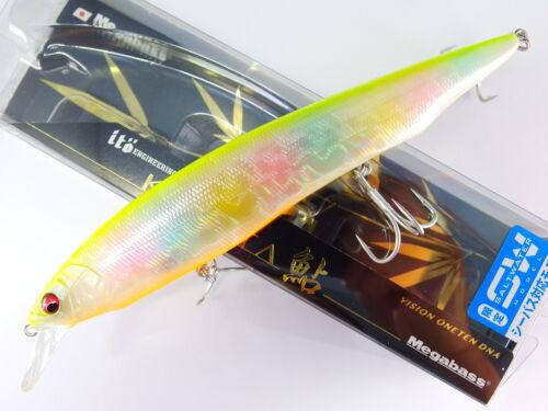 SHELL SKIN CHART BACK RAINBOW KANATA AYU SW 160mm 32g ONETEN DNA! Megabass