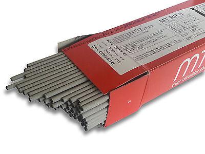 Stabelektroden V2A 1.4316 MT-308L 1,6 x 250mm Edelstahl Elektroden MTC Nirosta
