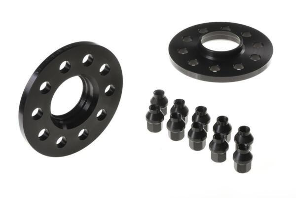 Deftig H&r Spurverbreiterungen Schwarz 20mm Ford C-max (typ Dxa, Ab 16) Spurplatten