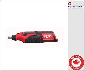 Milwaukee-M12-Cordless-Rotary-Tool-2460-20-Cutting-Grinder-Compact-Tool-Only