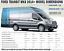 L2-MWB H2-H3 Ford Transit Roof Rack Bars x3 /& Rear Roller 2014-2019 Rhino Van