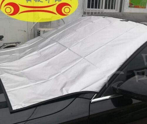 Wagen Magnet Abdeckung Eis Schutz SUV LKW Frost Bewachen Fenster Sonne Schatten
