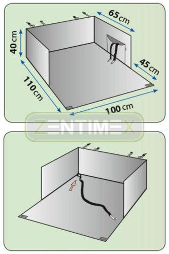 Kofferraumschutzdecke für Nissan Micra 3 K12 Schrägheck Hatchback 5-türer 01.03