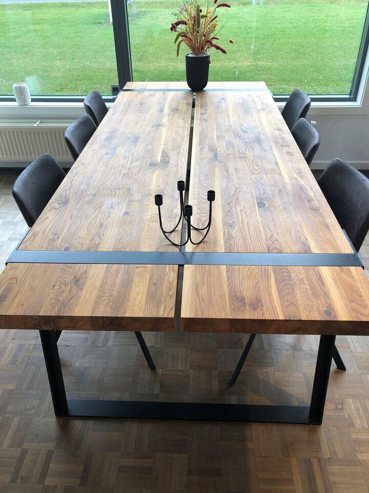 Spisebord m/stole, Vildeg, Gigant