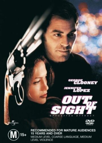 1 of 1 - OUT OF SIGHT George Clooney DVD All Zone - New