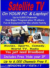 Watch International TV Free Broadband Satellite Worldwide Films Sport News Best