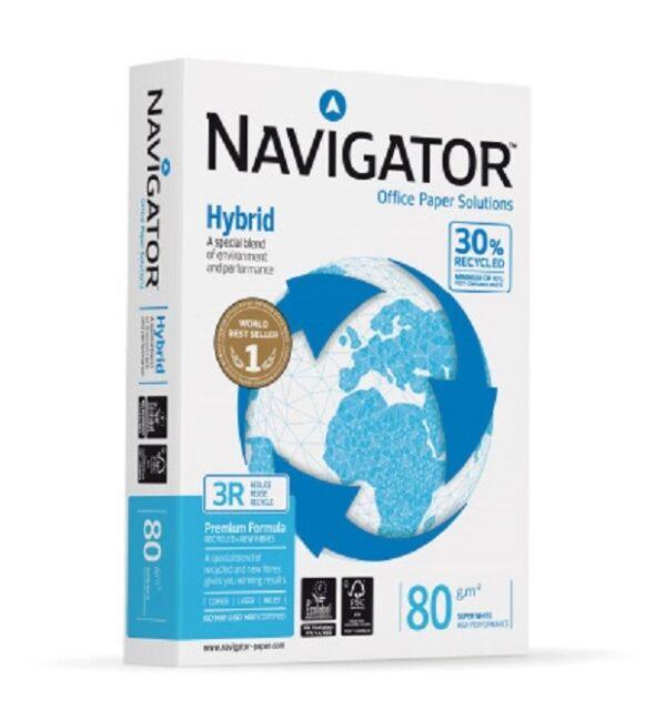10 Pack Navigator Presentation weiß 5000 Blatt A4 100 g//qm N10A4