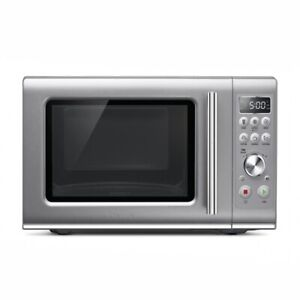 Breville Compact microwave that's big on convenience BMO650SIL1BCA1 Refurbished