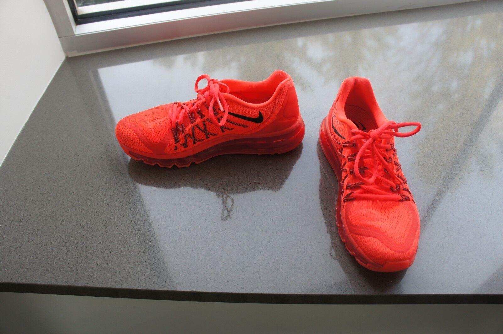 Nike Air Max 2015 Anniversary Pack Bright Crimson Size 7.5 7.5 7.5 726454-600 39c44e