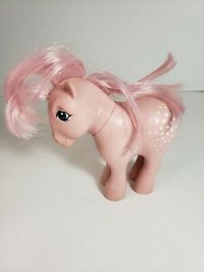 Cotton Candy Vintage My Little Pony G1 MLP 1982 Hong Kong Year Missing Tail