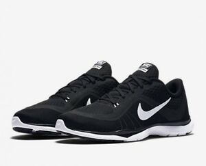 55ee1c3e2134 NEW Womens Nike Flex Trainer 6 Running Shoes 831217-001 Size 12 ...