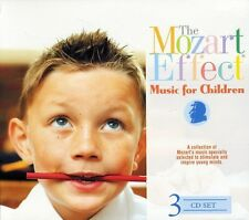 The Mozart Effect - Music for Children Box [New CD] Boxed Set