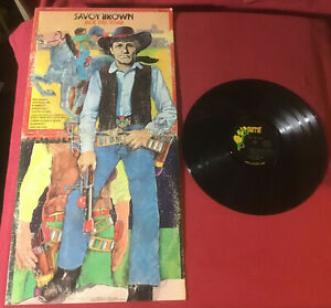 Savoy Brown ‎– Jack The Toad  1973:Parrot XPAS 71059 Waddel Pressing - Gatefold