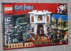 Lego Harry Potter Réf. 10217 / 2025 Pièces 10 Minifigs Neuf Fermé Boite Tbe