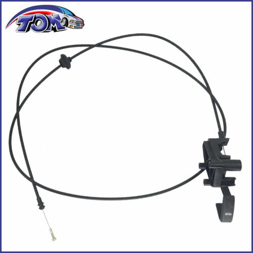 Brand New Hood Release Cable For Dodge Plymouth /& Chrysler 1991-1995 4673097