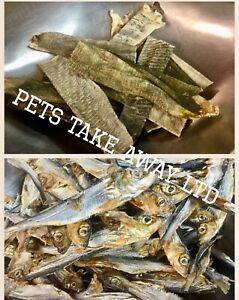 Adroit Plat Poisson Skins/grands Poissons Grain Naturel Free Dog Treats 100g/200g/500g-afficher Le Titre D'origine