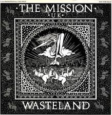 The Mission Uk Wasteland Us Dj 12'