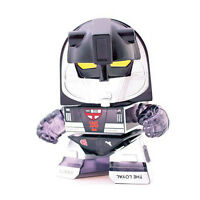 Loyal Subjects Transformers Exclusive Transparent Black Mirage Figure Toys
