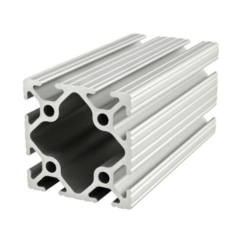 "80//20 Inc 10 Series 2"" x 2/"" Aluminum Extrusion Part #2020 x 48/"" Long N"