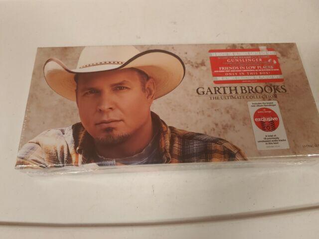 Garth Brooks The Ultimate Collection 10 CD Disc Set Gunslinger Factory Sealed
