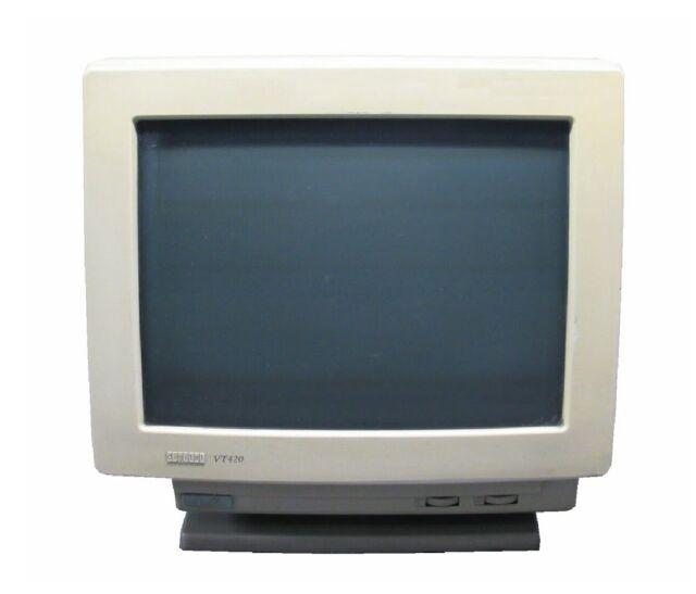 Digital DEC VT420 ANSI Computer Terminal, Fully Tested!!! Vintage VT-420