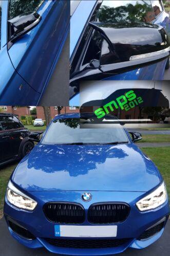 BMW M3//M4 Negro Brillante Espejo cubre F20 F21 F22 F23 F87 F30 F31 F34 F32 F33 F36