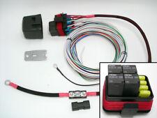Universal Waterproof Relay/Fuse Distribution Box 80 Amps JEEP SPOD