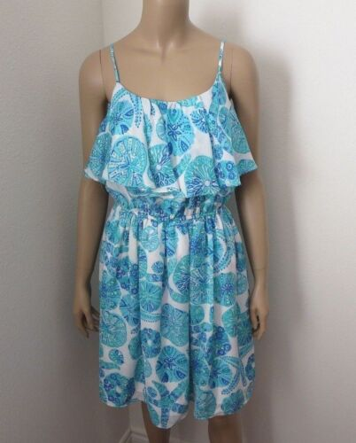 Étiquettes Robe Cible Pulitzer Mer Pour Avec Neuf Hérisson Lilly Ourlet Taille M qaASw7p