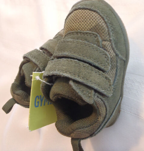 GYMBOREE Baby Boys Size 2 3 or 4 Shoe Choice NWT Jr Rock Star Happy Hippo Camo