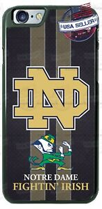 Notre-Dame-Fightin-039-Irish-College-Football-Phone-Case-Cover-For-iPhone-Samsung