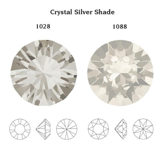 1028 /& 1088 Swarovski® Chatons /& Round Stones Vintage Rose