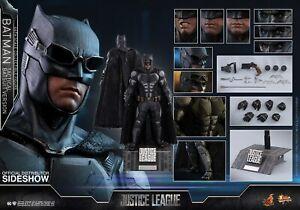 Justice League Batman Tactique Batsuit Ver. 1/6 Figurine Chaude Jouets Sideshow Mms 432