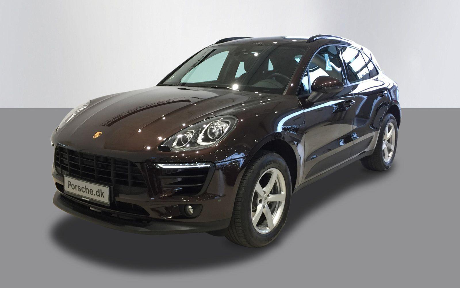 Porsche Macan 2,0 PDK 5d - 8.250 kr.