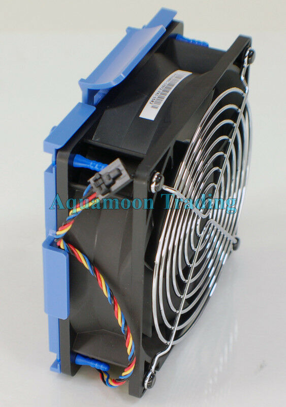 New X8955 Rear Dell PowerEdge 800 830 840 850 T300 Case Fan UG891 AFC1212DE 12V