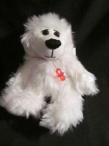 So-cute-OOAK-miniature-Artist-Bear-034-Snowie-034-from-Robs-Bears-7-034