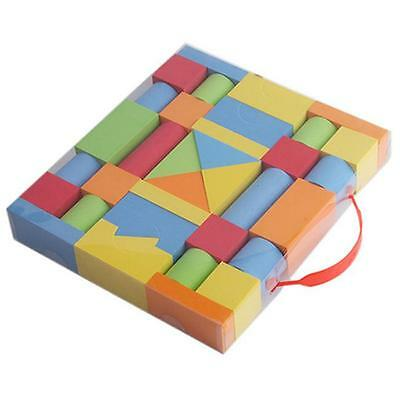 1 set Baby Children Kids Funny Multi-colors Building Blocks Puzzle Toy Gifts 8C