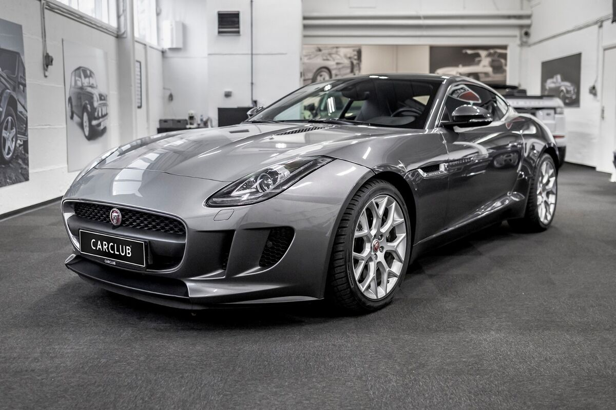 Jaguar F-Type P340 Coupé aut.