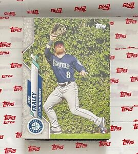 JAKE FRALEY ROOKIE CARD 2020 TOPPS SERIES 2 #401 SEATTLE MARINERS