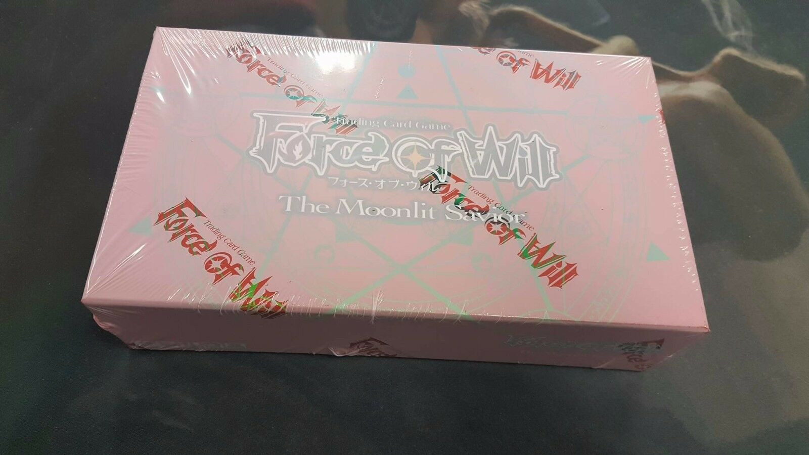 Force Of Will Alice 3 The Moonlight Savior unopened Booster Box