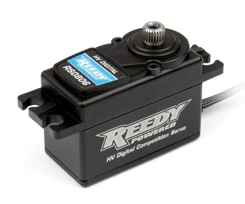 Associated 27108 Reedy RS0806 LP Digital HV Hi-Speed Competition Servo